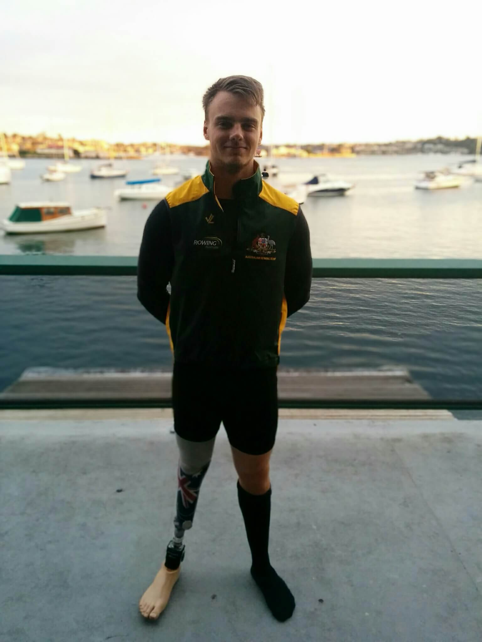 Monday Meet-the-rower: Jeremy McGrath
