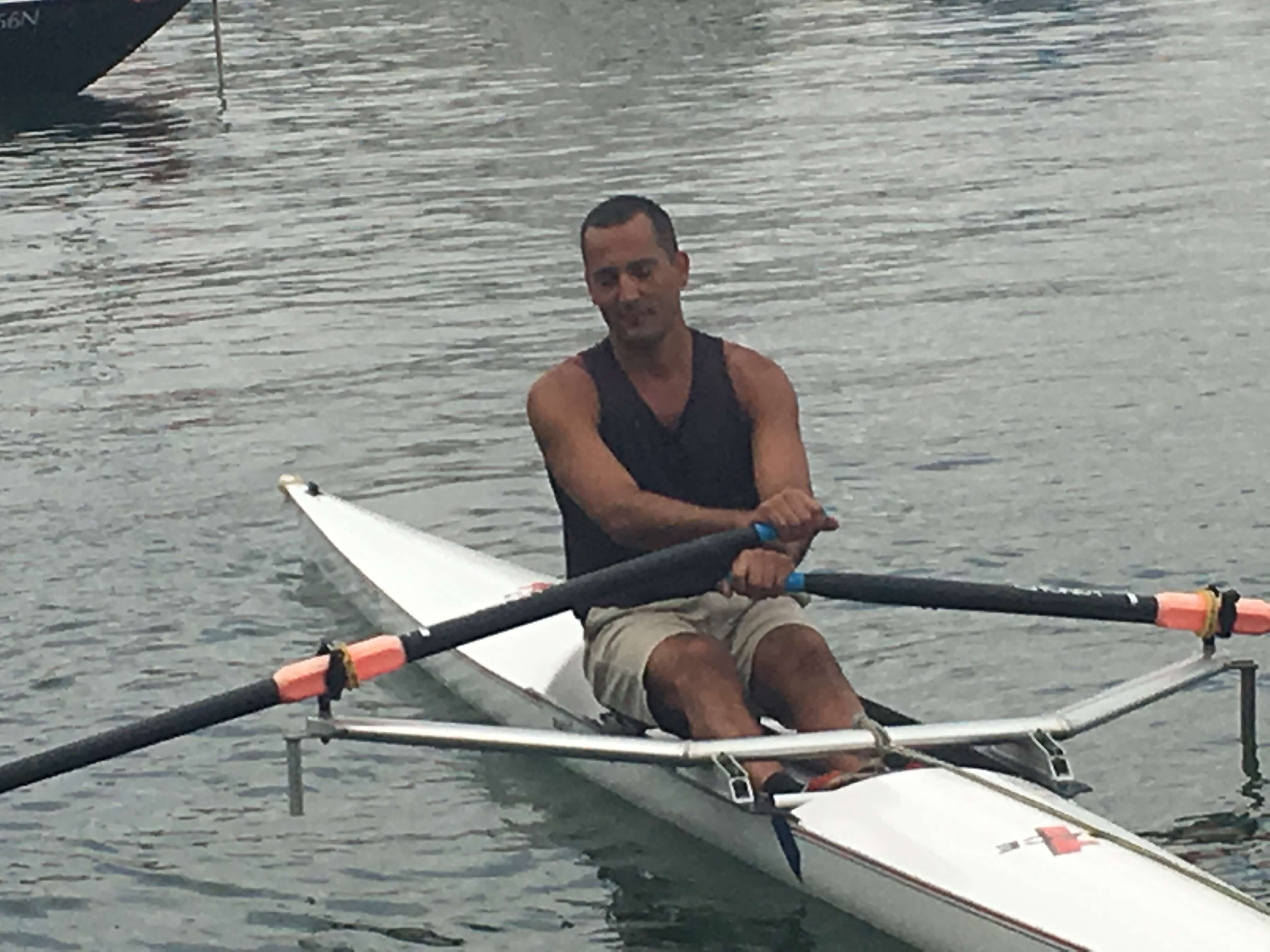 Sam Shalhoub – Rower On The Rise