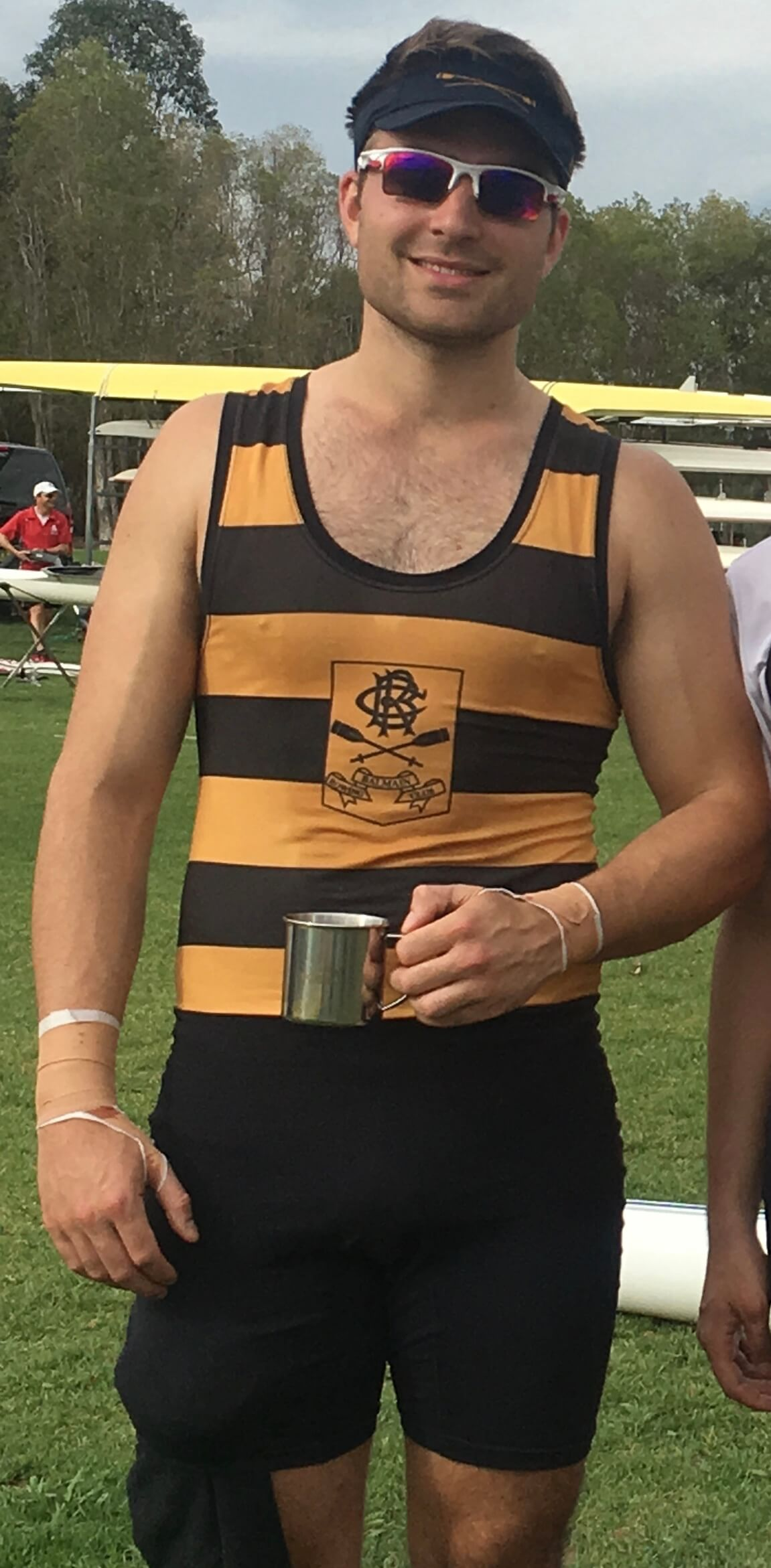 Monday Meet The Rower : James Talbot