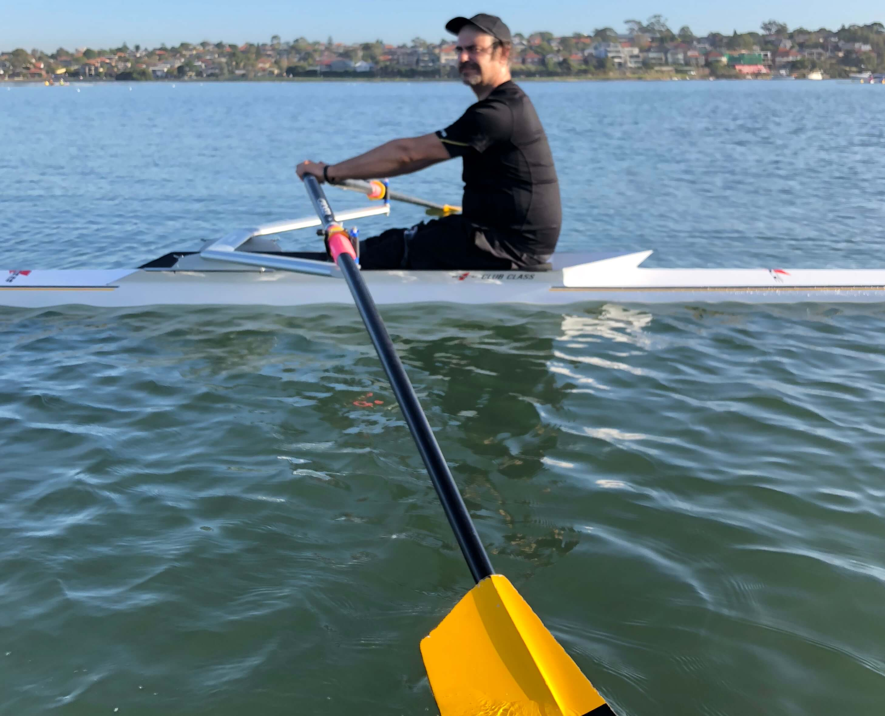 Monday Meet The Rower – Stephen Lawler